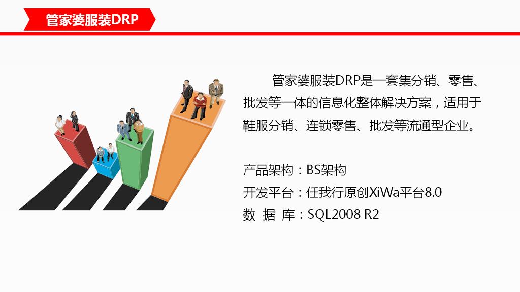 管家婆服装DRP——中大型鞋服企业分销供应链管理系统
