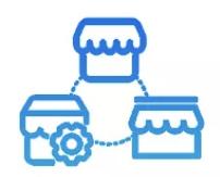 电商平台 淘宝/京东/苏宁…… 通过这座桥梁,打通线上线下业务,打通库存信息流,解决线上线下业务割裂,库存不通等诸多问题。 后台系统 管家婆辉煌/分销…… image.png image.png image.png 对接电商 处理订单 后台同步 桥的一端,对接前台电商平台,进行订单取,订单状态同步,库存同步及售后处理等操作。 桥的中间,处理这些订单,选择发货仓库, 发货物流、审核、配货、验货、发货等操作。 桥的另一端,将处理完毕的订单同步到后台系统,形成出库、退货、费用、退款等。 管家婆全渠道能做什么? 管家婆全渠道 管家婆全渠道 管家婆全渠道 管家婆全渠道 库存不准 手工维护库存不准 上多了超卖没货发 上少了贻误商机 供需失衡 供需结构性失衡 大促爆仓&门店积压 的两难 多平台运转 多个电商平台 多个网店的情况下 库存难以联动统一 运营问题 各渠道之间库存不透明 难以相互调拨 及统一运营